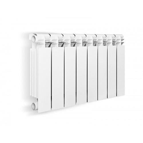 Радиатор алюминиевый OASIS 350/96  4 секции...