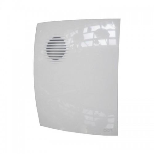 Вентилятор вытяжной, осевой PARUS 5C,  с обратным клапаном D 125...