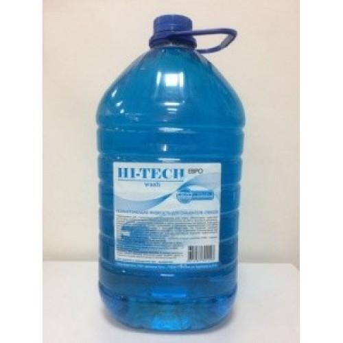 """Стеклоомывающая жидкость - 30 """"HI-TECH"""", 5 литров..."""