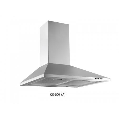 Вытяжка кухонная купольная OASIS KB-60S (600мм, 70...
