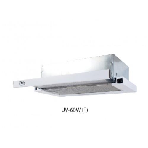 Вытяжка кухонная встр. OASIS UV-60W (600мм, 500м3/...