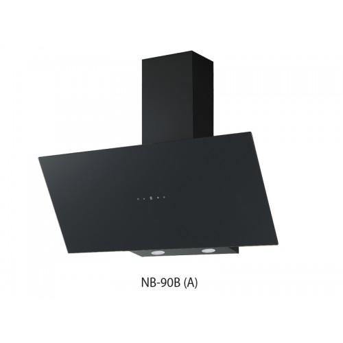 Вытяжка кухонная наклон. OASIS NB-90B (900мм, 1000...