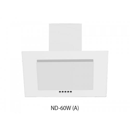 Вытяжка кухонная наклон. OASIS ND-60W (600мм, 700м...