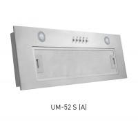 Вытяжка кухонная встр. OASIS UM-52S (520мм, 1000м3...
