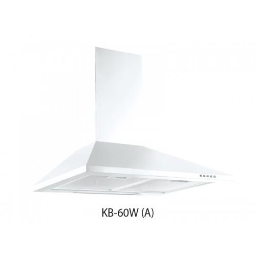 Вытяжка кухонная купольная OASIS KB-60W (600мм, 70...
