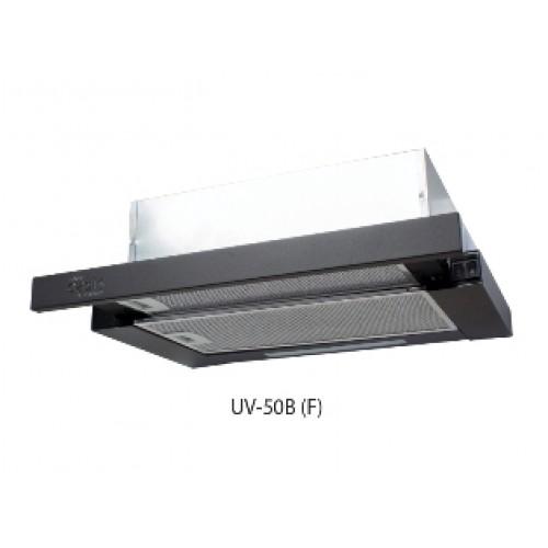 Вытяжка кухонная встр. OASIS UV-50B (500мм, 500м3/...