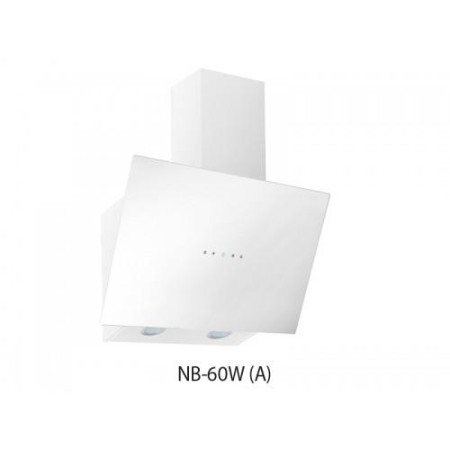 Вытяжка кухонная наклон. OASIS NB-60W (600мм, 700м...