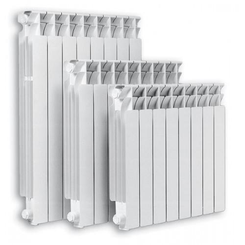 Радиатор алюминиевый NEW HYDROSTA 500 10 секций...