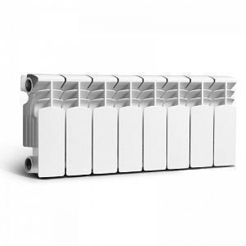 Радиатор алюминиевый OASIS 200/100  8 секций...