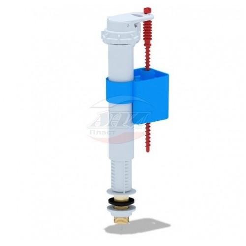 Клапан впускной нижний подвод 1/2 латунный штуцер Ани пласт WC5520 ...