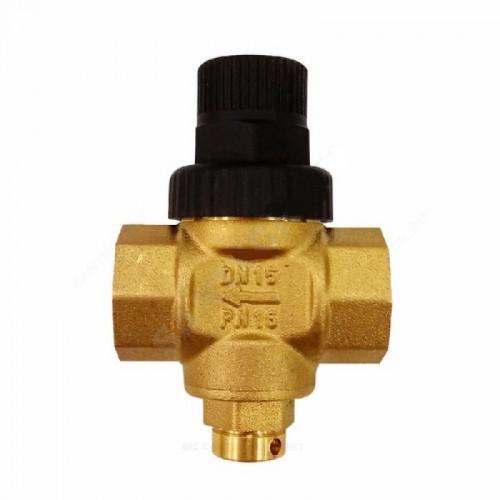 Клапан редук. (д/воды) 1/2 лат. Ду15 Ру16 м/м Рн2,1-3,5 Benarmo RBE015...