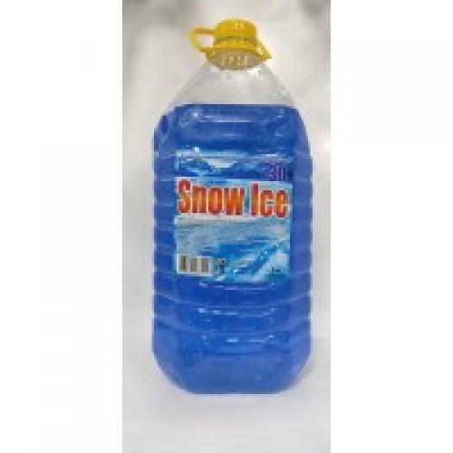 """Стеклоомывающая жидкость - 15°С ПЭТ 20% """"Snow Ice"""", 5 литров..."""