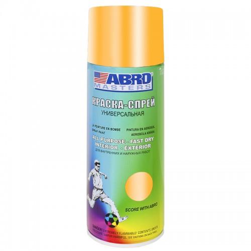 Краска-спрей золото ABRO Masters SP-030-AM...
